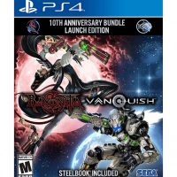 خریدبازی کارکرده بازی Bayonetta And Vanquish 10th Anniversary Bundle Launch Edition نسخهps4