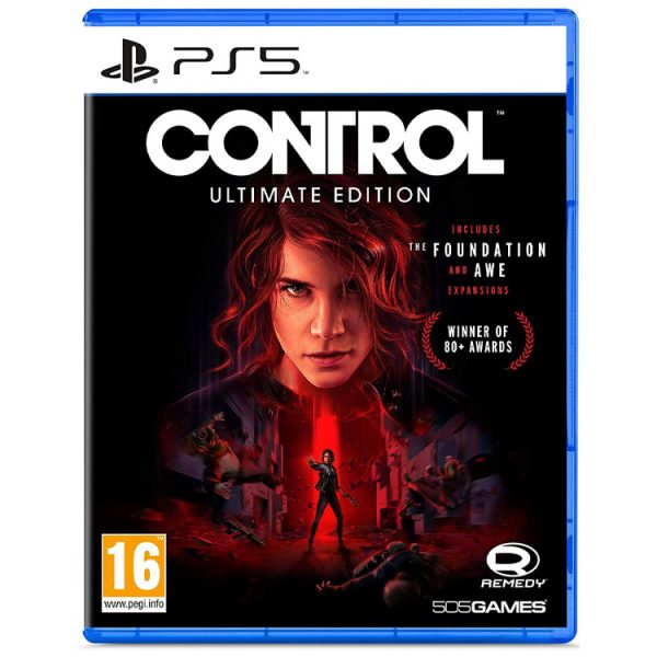 خریدبازی Control نسخه Ultimate برای PS5