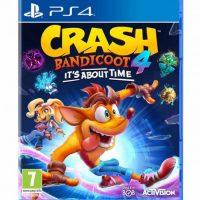 خریدبازی کارکرده Crash Bandicoot 4: It's About Time نسخه ps4