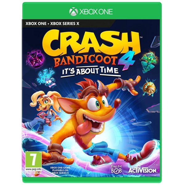 خریدبازی Crash Bandicoot 4 نسخه XBOX ONE