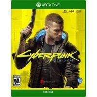 خرید بازی cyberpunk 2077 نسخه xbox one