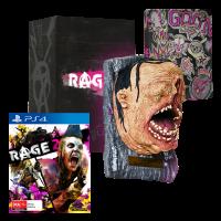 خرید کالکتور بازی rage نسخه ps4