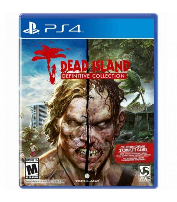خریدبازی کارکرده Dead Island نسخه ps4