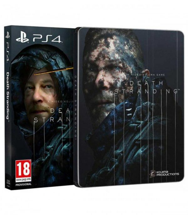 خرید بازی Death Stranding Special Edition نسخه ps4