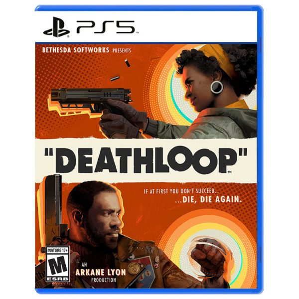 خرید بازی کارکرده Deathloop نسخه ps5