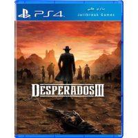 خرید بازی Desperados III برای ps4