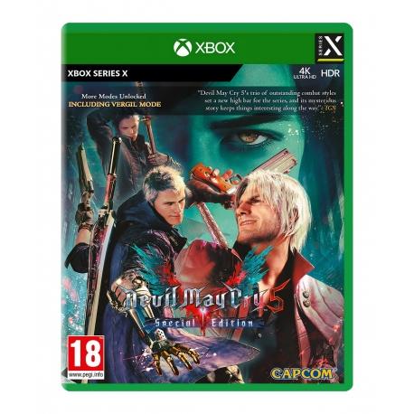 خرید بازی Devil May Cry 5 Special Edition نسخه Xbox Series X