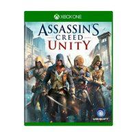 خریدبازی کارکرده assassin's creed unity برای نسخه xbox one