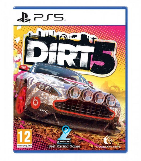 خریدبازی Dirt 5 نسخه ps5