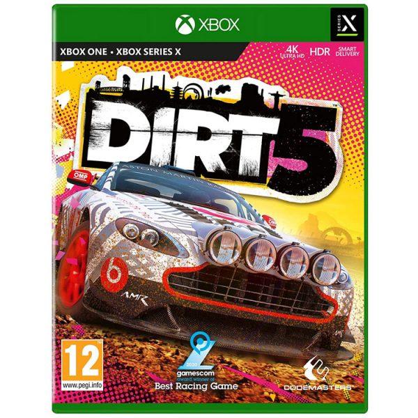 خرید بازی Dirt 5 نسخه xbox one