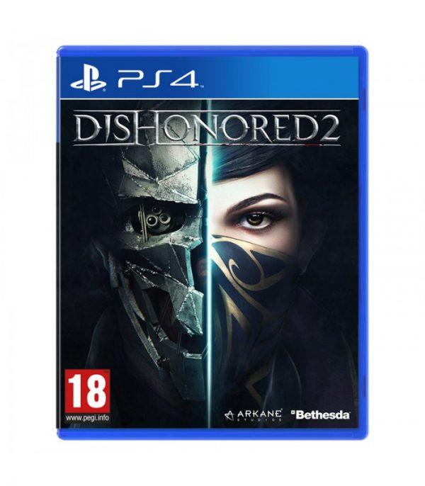 خرید بازی Dishonored 2 نسخه ps4