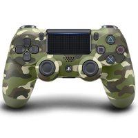 خرید دسته ارتشی اسلیم DualShock 4 Green Camo Slim Wireless Controller