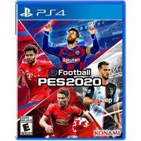 خرید بازی کارکرده pes 2020 برای ps4