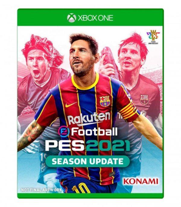 خرید بازی PES 2021 نسخه xbox one