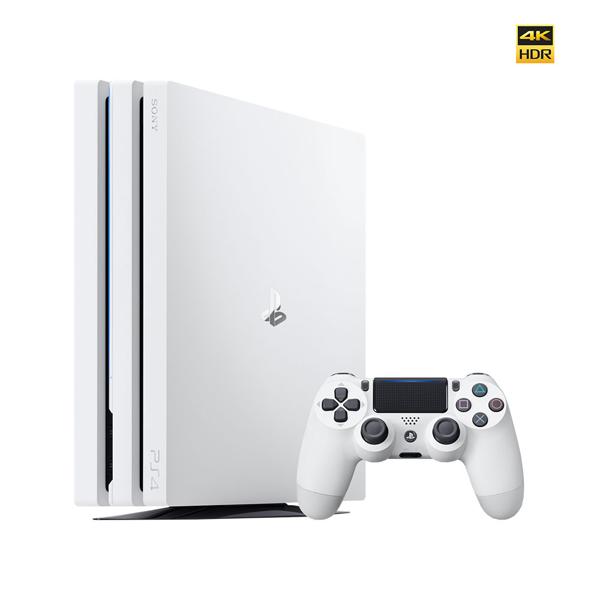 خرید کنسول بازی پرو PlayStation 4 Pro White Glacier