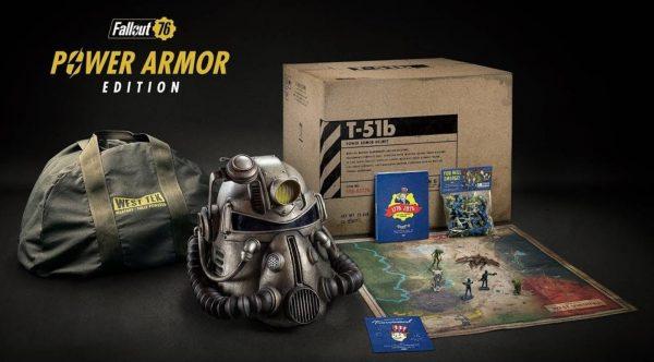 خرید کالکتور ادیشن fallout 76 نسخه ps4