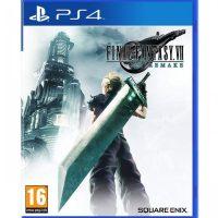 خرید بازی کارکرده Final Fantasy VII Remake نسخه ps4