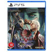 خرید بازی کارکرده Devil May Cry 5 Special Edition نسخه ps5