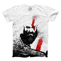 خرید تی شرت آستین کوتاه طرح god of war