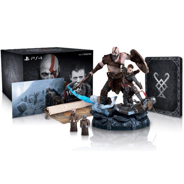 خرید کالتکور ادیشن بازی God of War