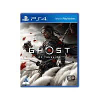 خرید بازی ghost of tsushima نسخه ps4