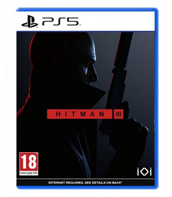 خرید بازی کارکرده Hitman 3 نسخه ps5