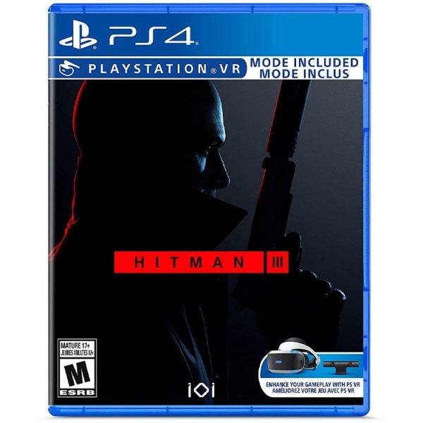 خرید بازی کارکرده Hitman 3 نسخه ps4