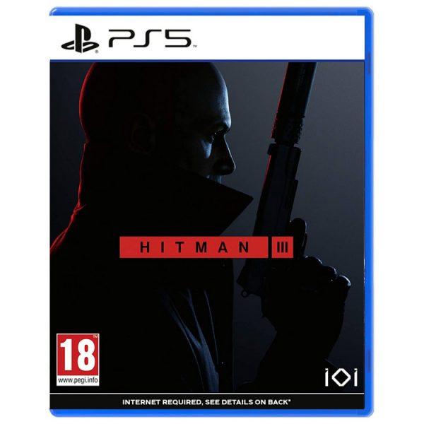 خریدبازی Hitman 3 نسخه ps5