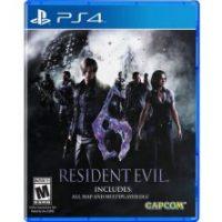 خرید بازی کارکرده Resident Evil 6 برای PS4