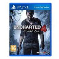 خریدبازی کارکرده Uncharted 4 نسخه ps4