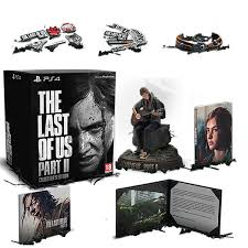 خرید کالکتور The Last of Us 2 Collector's Edition نسخه ps4