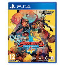 خرید بازی کارکرده Streets Of Rage 4 نسخه ps4