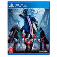 خرید بازی کارکرده Devil May Cry 5 نسخه ps4