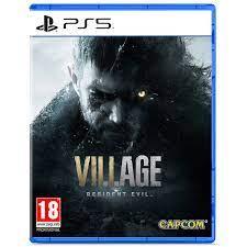 خرید بازی کارکرده Resident Evil Village نسخه ps5