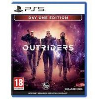 خرید بازی Outriders: Day One Edition نسخه ps5