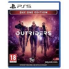 خرید بازی Outriders: Day One Edition نسخه ps5