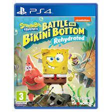خریدبازی spongebob bikini bottom نسخه ps4