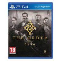 خرید بازی The Order: 1886 کار کرده برای PS4