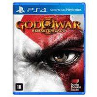 خرید بازی کارکرده God Of War III: Remastered نسخه PS4