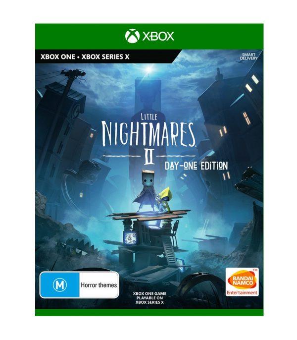 خرید بازی Little NightMares II Day One Edition نسخه xbox one