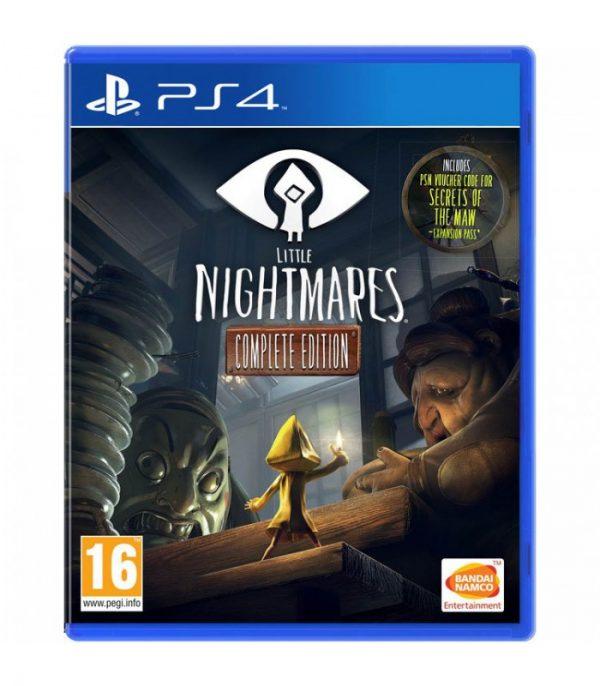 خرید بازی Little Nightmares نسخه ps4