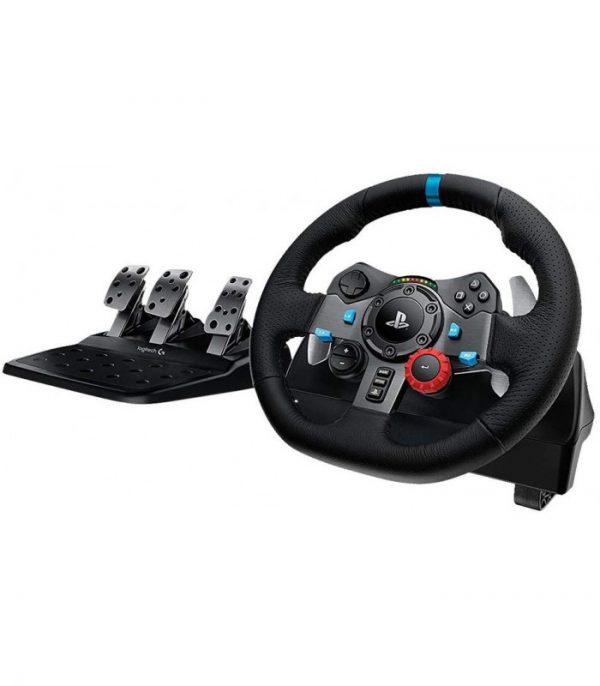 خریدفرمان بازی لاجیتک Logitech G29 Driving Force Racing Wheel نسخه ps4