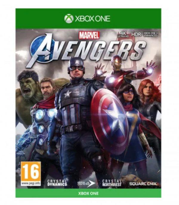 خرید بازی Marvel's Avengers نسخه xbox one
