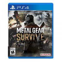 خریدبازی کارکرده Metal Gear Survive نسخه ps4