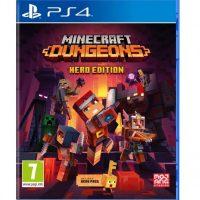 خرید بازی کارکرده Minecraft Dungeons Hero Edition نسخه ps4