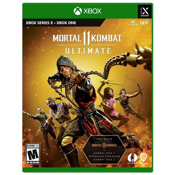 بازی Mortal Kombat 11 Ultimate نسخه xbox one