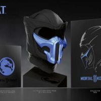 خریدکالکتور بازی Mortal Kombat 11 Ultimate Collector's Edition   نسخه ps4