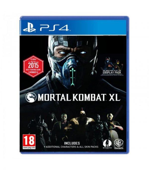 خریدبازی کارکرده Mortal Kombat XL نسخه ps4
