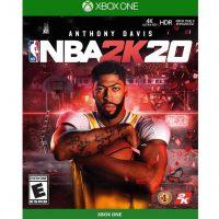 خریدبازی کارکرده NBA 2K20 نسخه xbox one