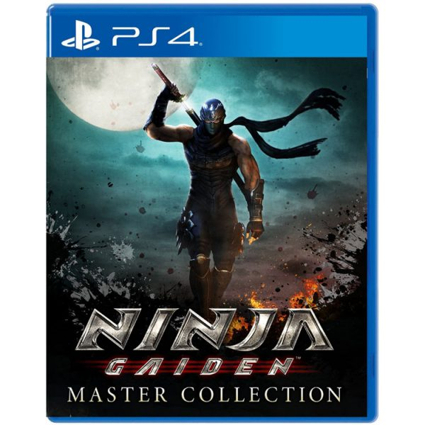 خرید بازی Ninja Gaiden Master Collection نسخه ps4